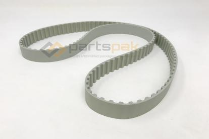 Geared belt - Kevlar Reinforced