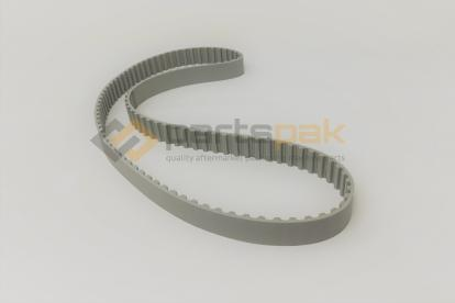 Geared belt - Kevlar reinforcement