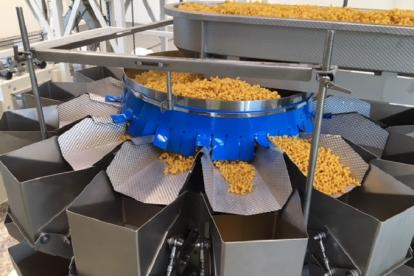 REM Yamato ADW714 multi-head weigher