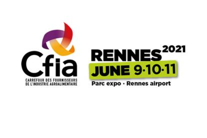 Join us at CFIA Rennes 2021