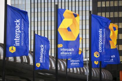 Meet us at Interpack 2021